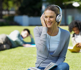 modo migliore per ascoltare una registrazione