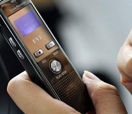 registratore vocale migliore