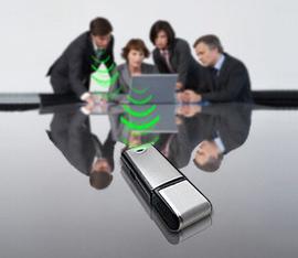 utilizzo come registratore audio